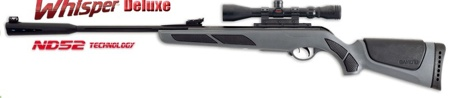 Gamo Whisper - The Quiet Air Gun For Varmint Hunting, Pest Control, Small Game Hunting, Target Shooting, Plinking