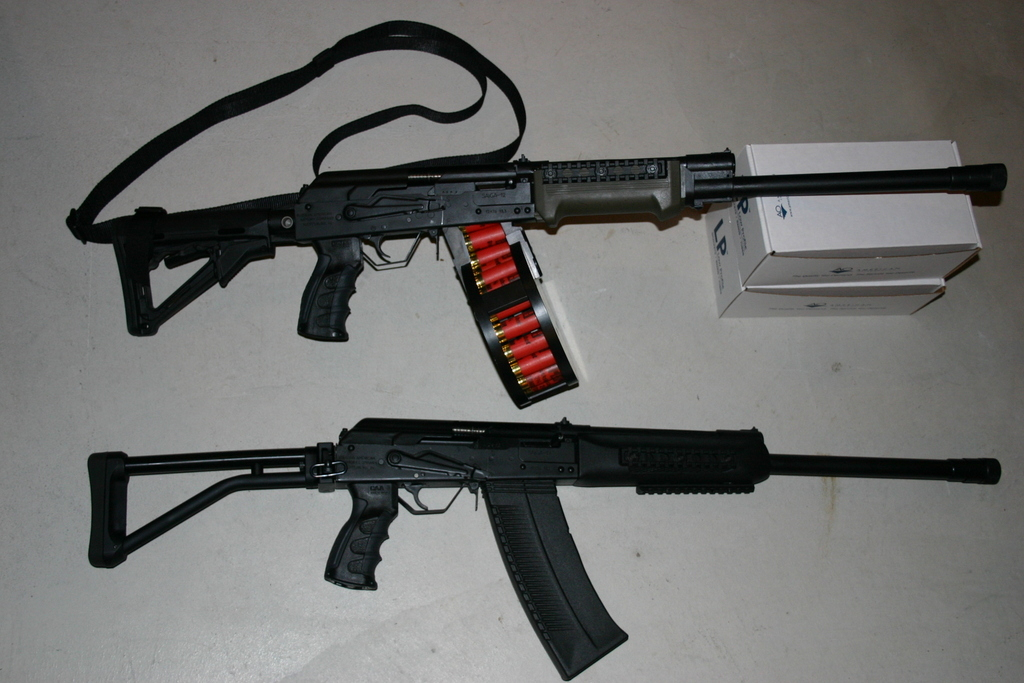 Related Keywords & Suggestions for saiga 12 drum