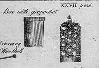 Grapeshot Treatise Closeup