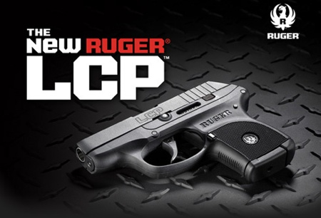 Ruger Lcp 25