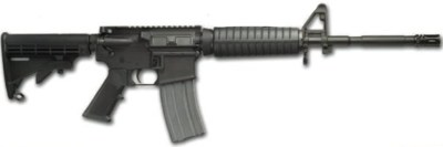 M And P 15R 5.45X39Mm