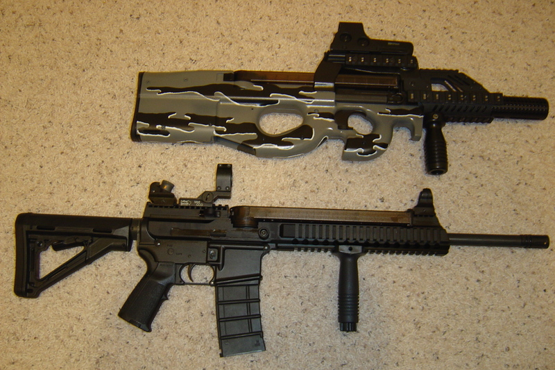 Where To Find A  X Barrel For My Sbr Build