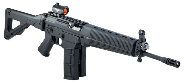 New Sig 556 Classic 550 Clone The Firearm Blog