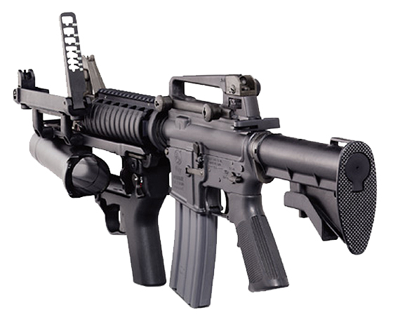40mm M320 grenade launcher will be replace M203 next year ...