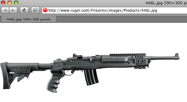 Ruger *TACTICAL* Mini-14: About time!!! -The Firearm Blog