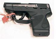 Taurus 738 Tcp  .380 Acp Pistol Takes Aim At The Ruger Lcp