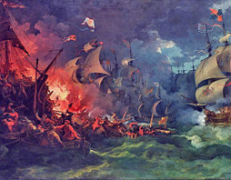 300Px-Loutherbourg-Spanish Armada