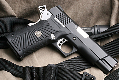 Wilson Combat Polymer Pistol The Firearm Blog