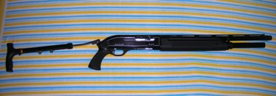 Whole Firearm With Stock-Right