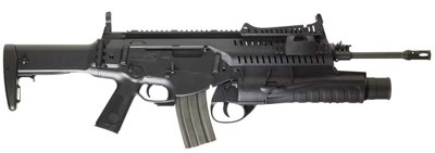 02 Arx 160 With Glx 160 Grenade Launcher