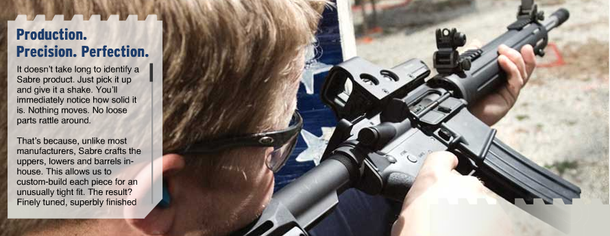 Side Mounted Sights On Ar 15 The Firearm Blog