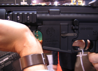 The Firearm Blog  Ruger Sr-556  Ar-15 Has Arrived