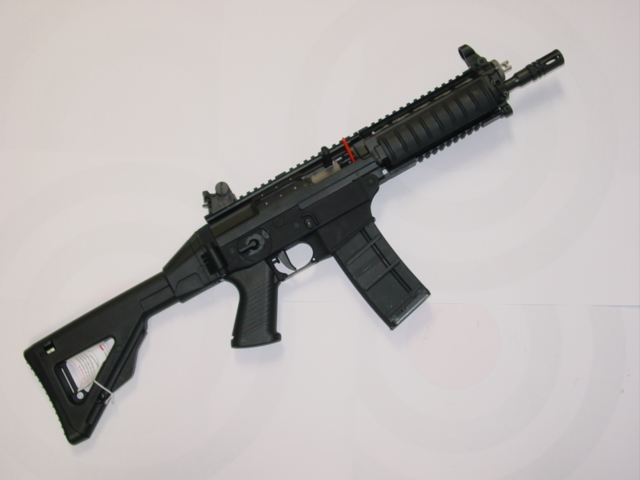 Sig 556 Sbr The Firearm Blog