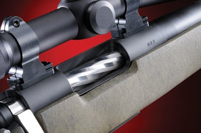New Nighthawk bolt action rifles: Tactical and Hunting ...