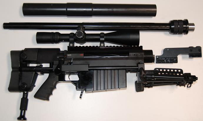 THOR XM .408 and .50 BMG Nemesis -The Firearm Blog