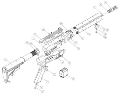 Ruger Sr 22 Ar 15 Meets The 1022 besides P 0996b43f80382ca4 together with Vt besides Chevrolet Tahoe 2002 Chevy Tahoe 2002 Tahoe Egr Valve besides Cmostran. on p b schematic
