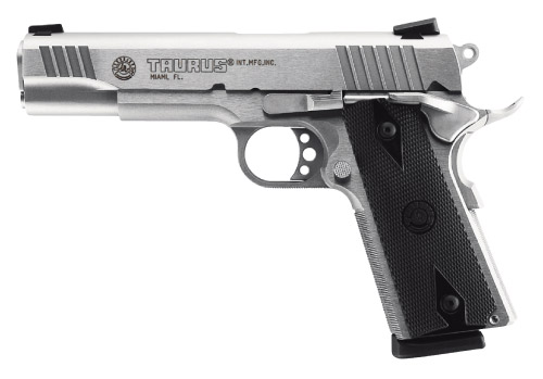 taurus 1911 pistols in 9mm and 38 super the firearm blog