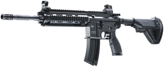 Umarex HK416 D .22 Tactical Rimfire - The Firearm BlogThe ...