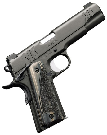 Kimber Sis 1911 Pistols Discontinued The Firearm Blog