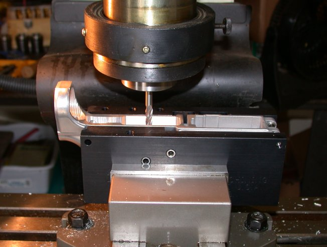 milling machine for 80 lower