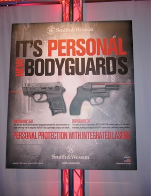 smith and wesson bodyguard 380 tfb tm S&W Bodyguard 380 Pistol and 38 Revolver photo