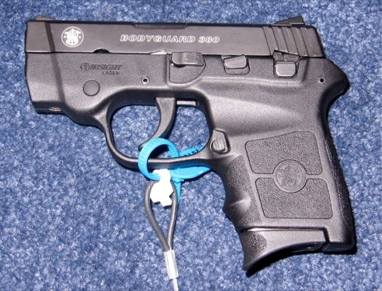 smith and wesson bodyguard 380 pistol tfb tm S&W Bodyguard 380 Pistol and 38 Revolver photo