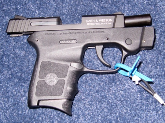 smith and wesson bodyguard 380 pistol 1 tfb tm S&W Bodyguard 380 Pistol and 38 Revolver photo