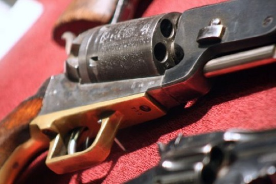 The Outlaw Josey Wales' guns -The Firearm Blog
