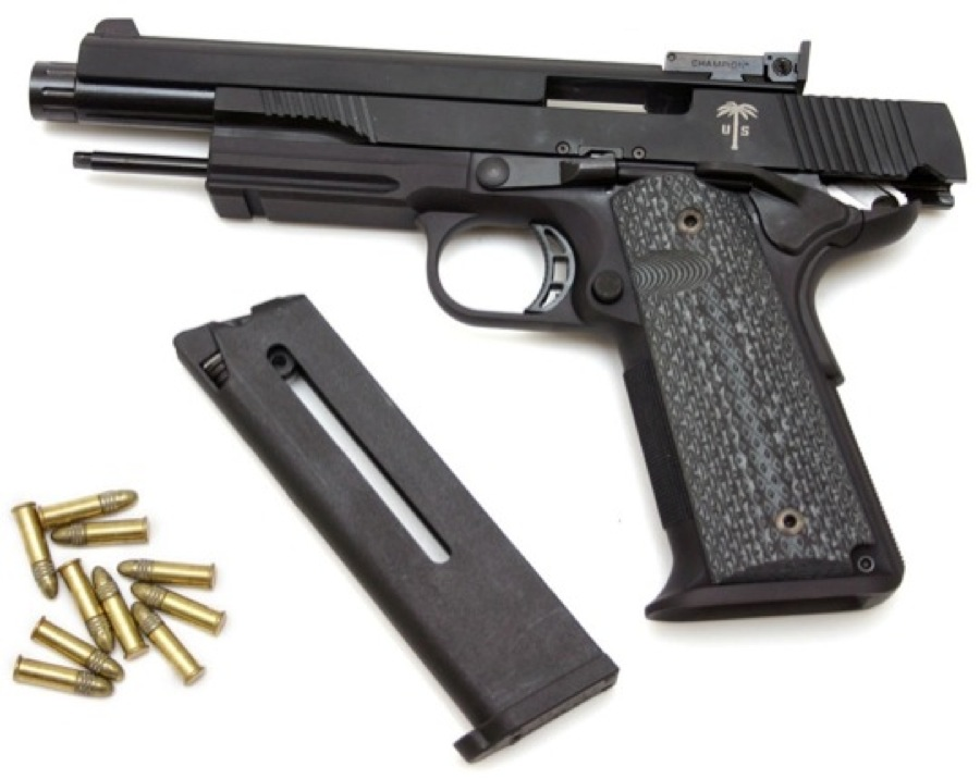 US PALM Tactical 22 1911-style Pistol -The Firearm Blog