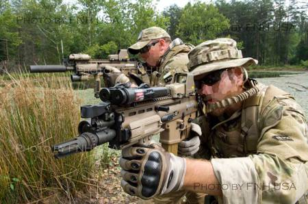fn responds to the cancellation socom's scar order the