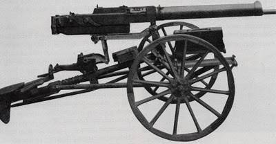 The grandfather of heavy calibre machine guns -The Firearm Blog