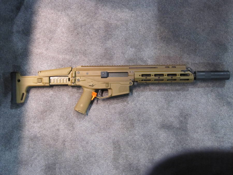 AAC Ranger 2 Suppressor - The Firearm Blog