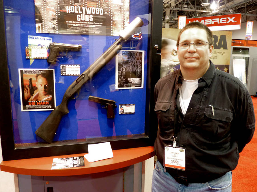 The No Country For Old Men Shotgun And Its Maker The Firearm Blog