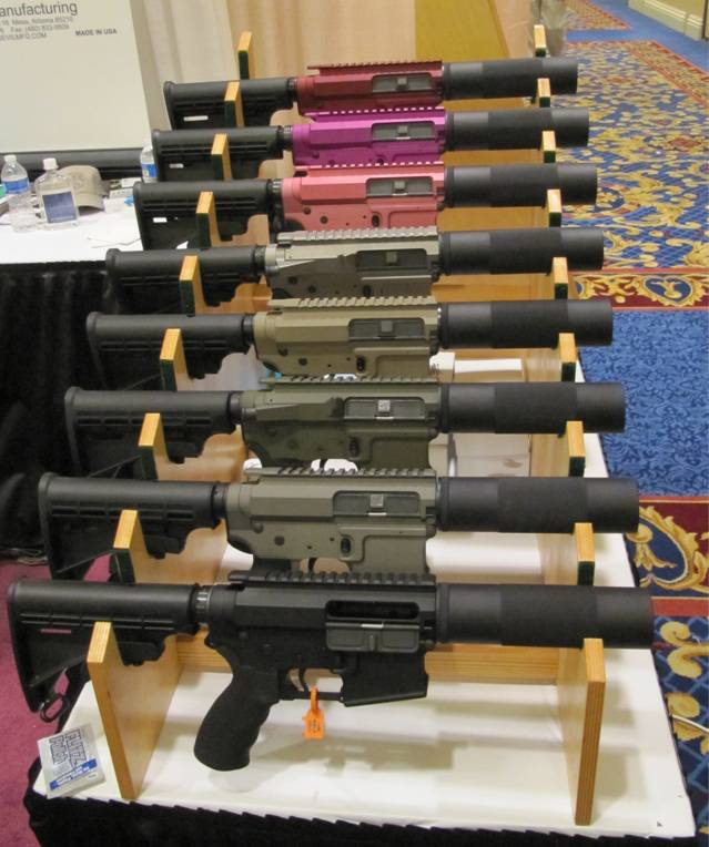 FDE anodized stripped upper & lower receiver sets      Anyone still