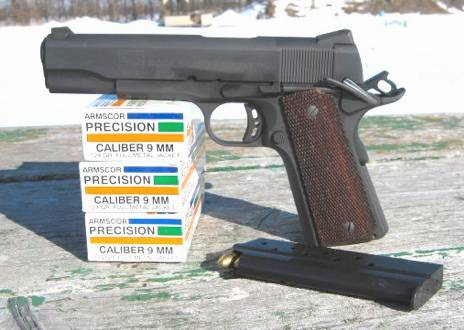 Gun Review: Rock Island Armory Tactical 9mm -The Firearm Blog