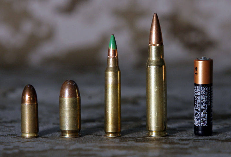 why green tip m855 is not armor piercing the firearm blog