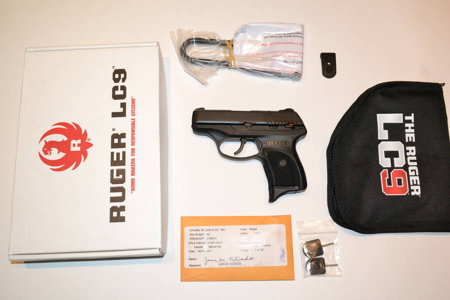 Gun Review: Ruger LC9 -The Firearm Blog