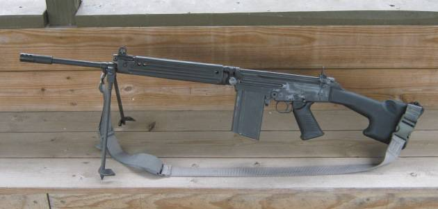 Gun Review Century Arms G1 Fn Fal The Firearm Blog