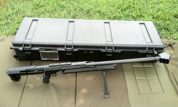Barrett M99A1 Prototype Rifle