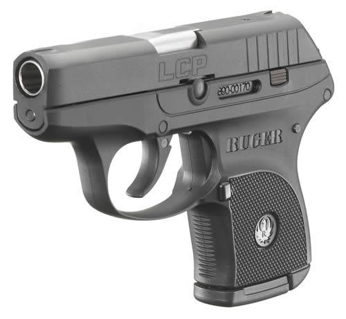 Gun Review: Ruger LCP -The Firearm Blog