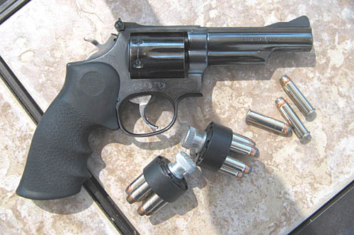 Gun Review: S&W Model 19 - The Police Officer's Perfect Revolver