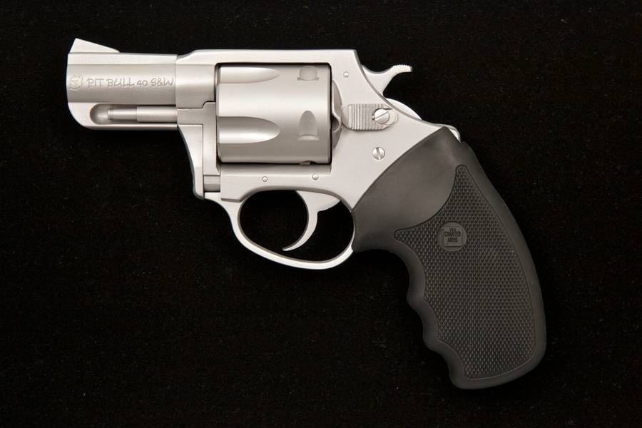 Charter Arms Pit Bull  40 S&W Rimless Revolver -The Firearm Blog