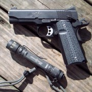 Loaded Kimber Pro Carry II Found in a River