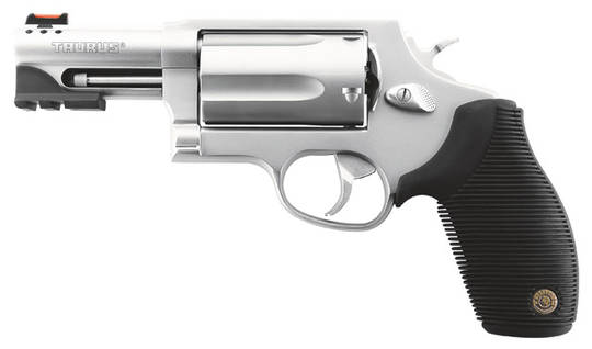 Taurus Judge with Rail and Ported Barrel -The Firearm Blog - photo#50