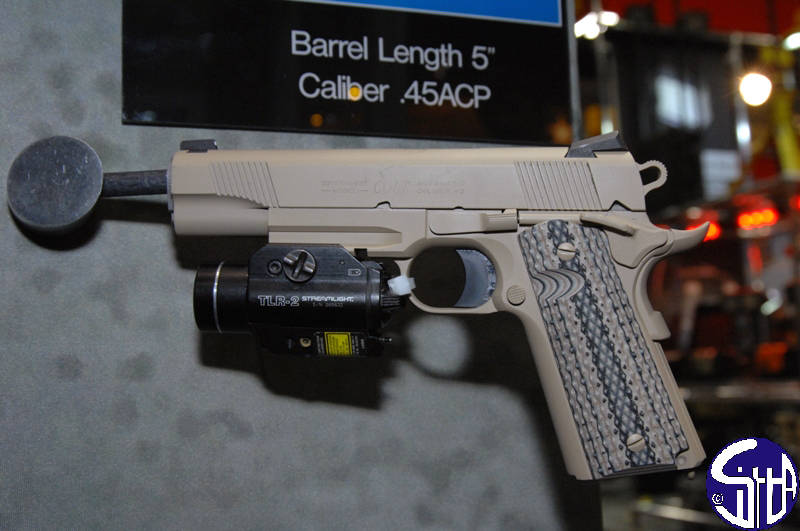 Colt Rail Gun M45 Meusoc 1911 Contender The Firearm
