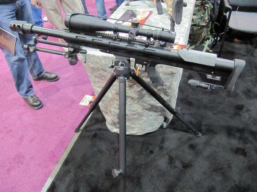 Lar Grizzly T 50 50bmg The Firearm Blog