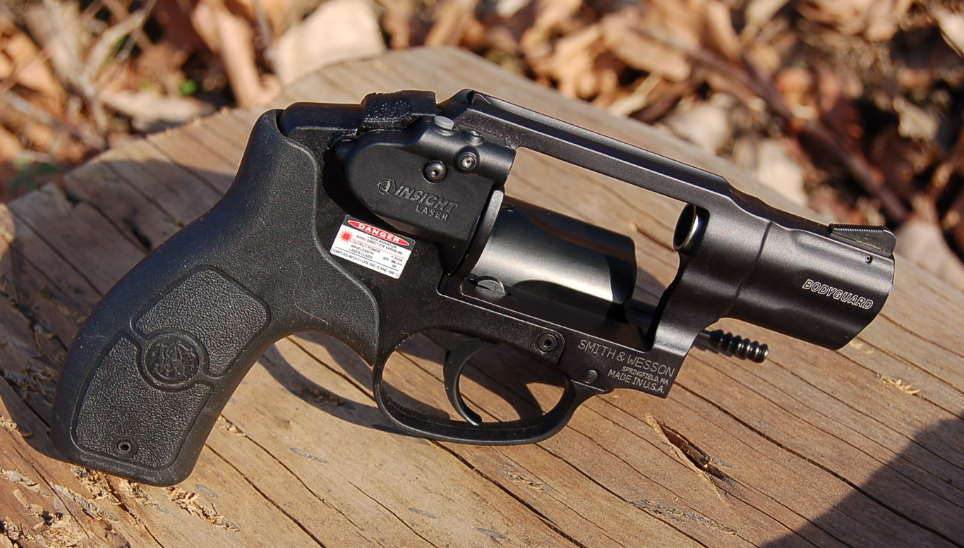 Gun Review: S&W Bodyguard 38+P - The Firearm BlogThe ...