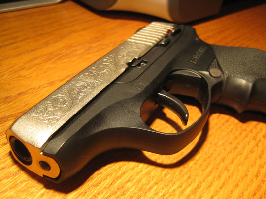 img 6177 tm tfb Engraved Ruger LC9 Limited Edition photo