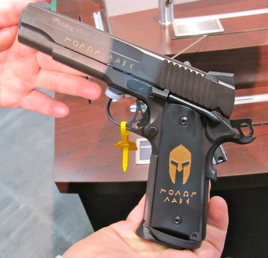New SIG 1911, what say you? - 1911 Forum