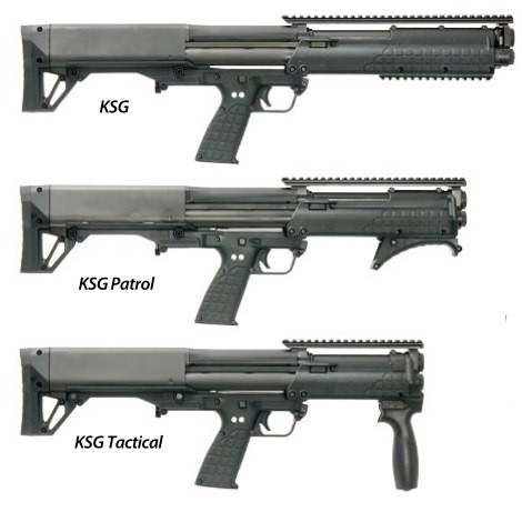 Kel-tec Ksg Green Kel-tec Ksg Short Barreled Law